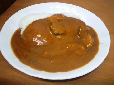 中村屋インドカリーチーズ&ビーフ写真