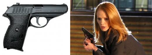 CSI:科学捜査班 鑑識官のハンドガン : Hollywood hero's Gun