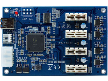 PM-PCIE1T4-1