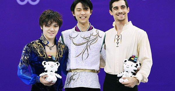 フィギュアスケートアンチまとめ羽生結弦&宇野昌磨快挙!札幌五輪以来のワンツーメダル獲得コメントコメントする