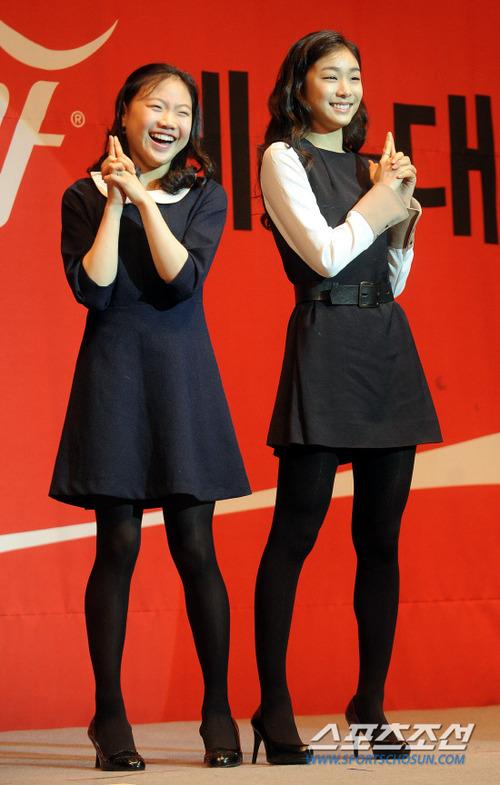 005-キム・ヘジン&キム・ヨナ