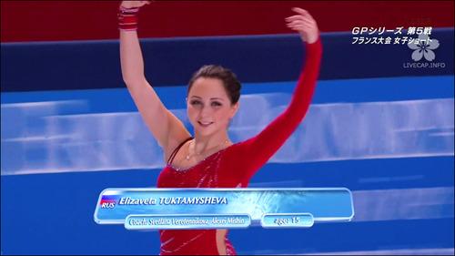016-エリザヴェータ・トゥクタムィシェワ-2012France-SP-01
