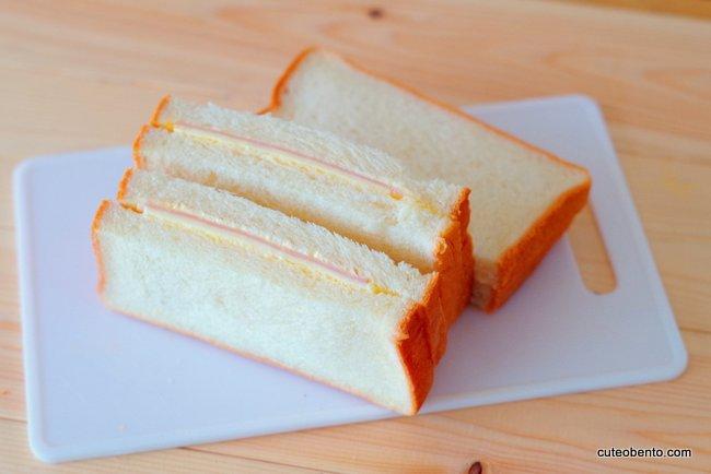 お 弁当 サンドイッチ