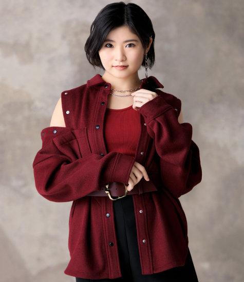 【モーニング娘。21】加賀楓がAKB48の『涙の表面張力』を踊ってみた