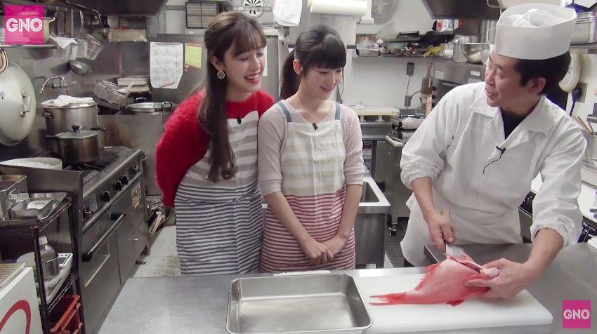 【エンタメ画像】【朗報】黒木料理長、嗣永桃子に対して素早く的確なツッコミ!!