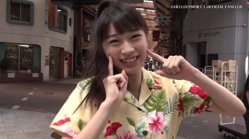 【エンタメ画像】DVD「モーニング娘。'16 牧野真莉愛~まりあん LOVEりん 散歩りん ~」 きたよ