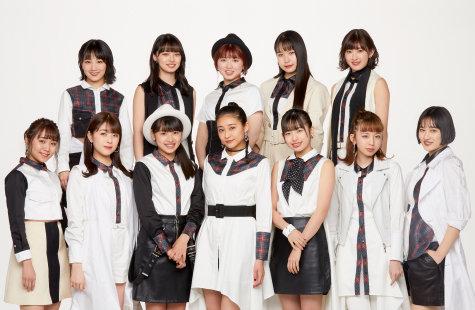女優の蒼井優と菊池亜希子が千葉までアンジュルムコンサートを見に訪れる