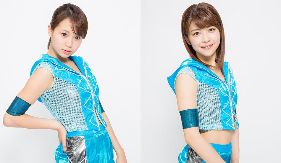 【エンタメ画像】《Juice=Juice》高木紗友希と金銭澤朋子のふとももが眩しすぎる件