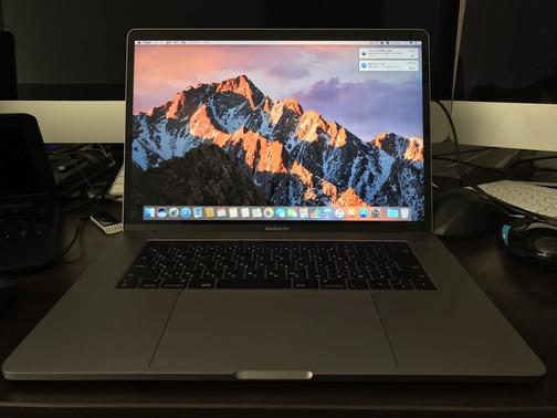 結局Touch Bar搭載Macってどうなの? Kaby Lake搭載MacBook Pro 2017 +Hyper Drive レビュー