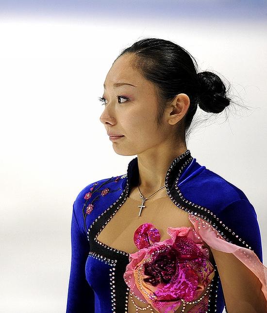 安藤美姫、スケートアメリカ、2008年