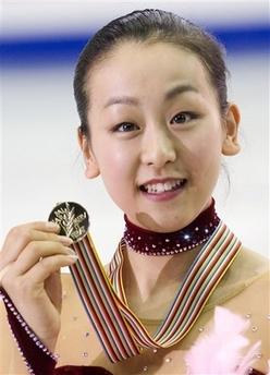 浅田真央 優勝 フィギュアスケート世界選手権