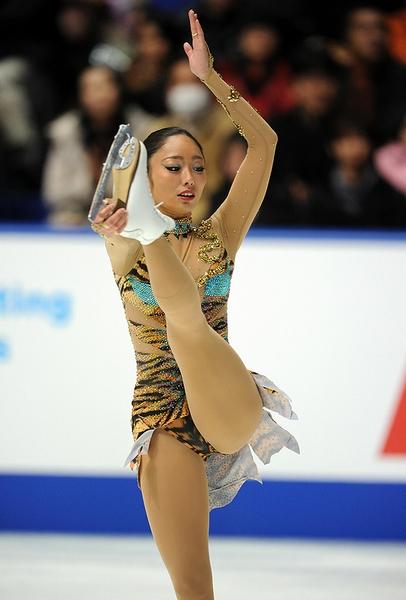 安藤美姫、全日本フィギュアスケート選手権