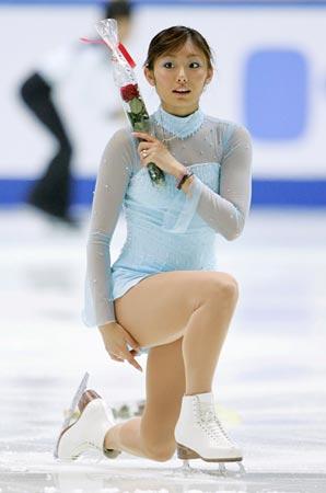 安藤美姫 2005年GP・NHK杯