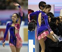 安藤美姫 世界フィギュアスケート国別対抗戦