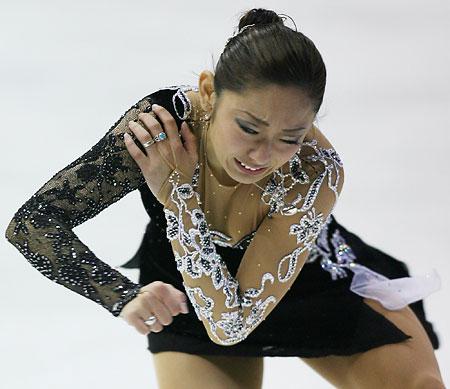 安藤美姫 全日本選手権 LP
