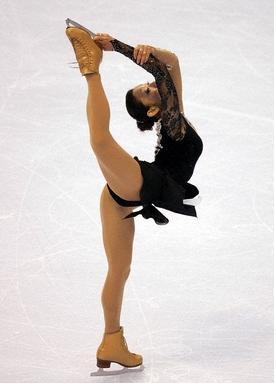 安藤美姫 スケートアメリカ(GPシリーズ)2001