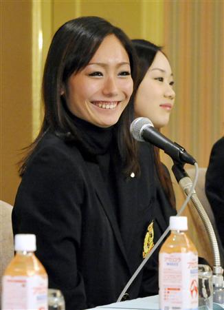 安藤美姫 中野友加里 GPシリーズ NHK杯