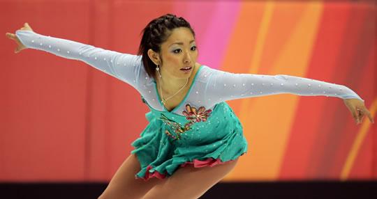 安藤美姫 2006年トリノ五輪フリー010