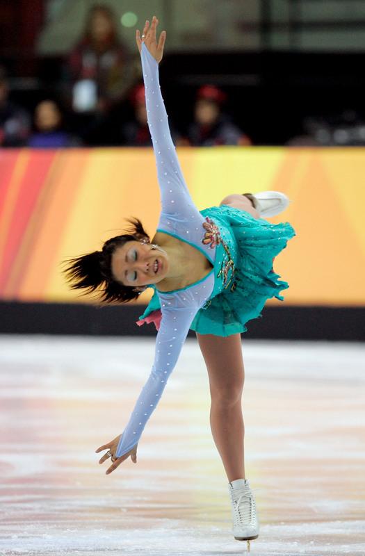 安藤美姫 2006年トリノ五輪フリー001