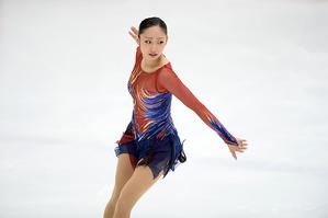 安藤美姫、フィギュアスケート