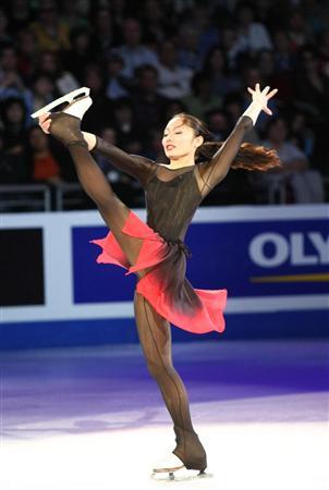 安藤美姫 エキシビション 世界フィギュアスケート選手権