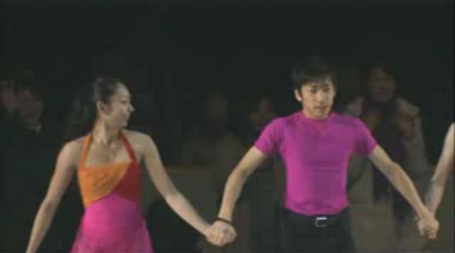 安藤美姫、織田信成、スターズ・オン・アイスジャパンツアー2009