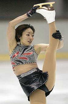 安藤美姫 名古屋フィギュアスケートフェスティバル02