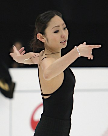 安藤美姫、四大陸フィギュアスケート選手権
