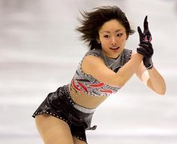 安藤美姫 名古屋フィギュアスケートフェスティバル
