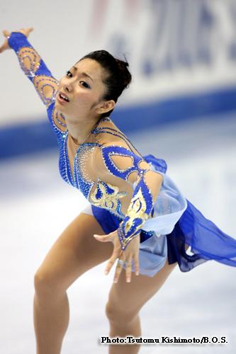 安藤美姫 スケートアメリカ(GPシリーズ)1005