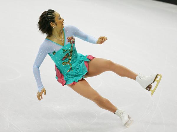 安藤美姫 2006年トリノ五輪フリー005