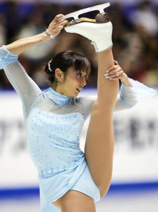 安藤美姫 全日本選手権2005年ショートプログラム