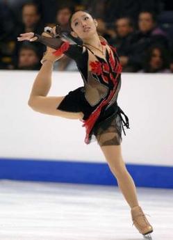 安藤美姫 スケートアメリカ フリー
