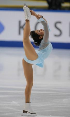 安藤美姫 2005年GP・NHK杯-2