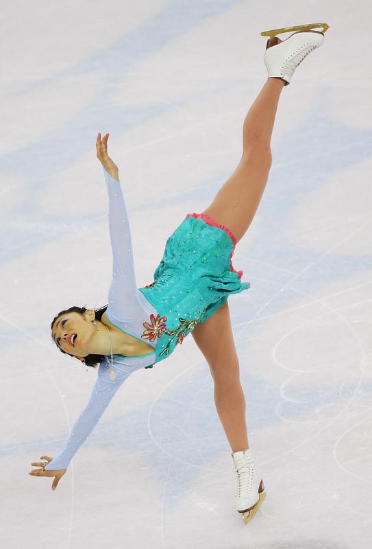 安藤美姫 2006年トリノ五輪フリー009