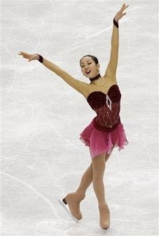 浅田真央 フィギュアスケート世界選手権 フリー