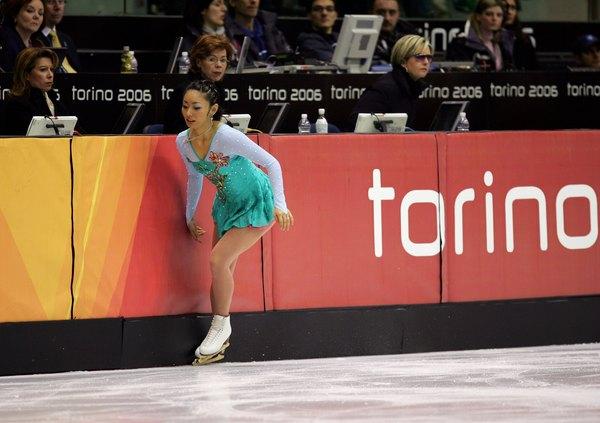 安藤美姫 2006年トリノ五輪フリー007