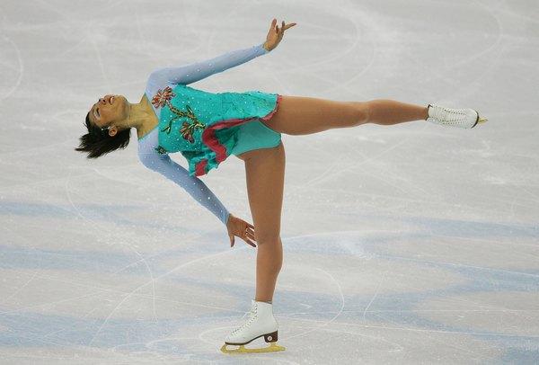 安藤美姫 2006年トリノ五輪フリー008