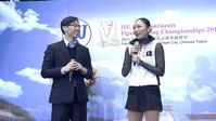 安藤美姫 インタビュー: 四大陸フィギュアスケート選手権