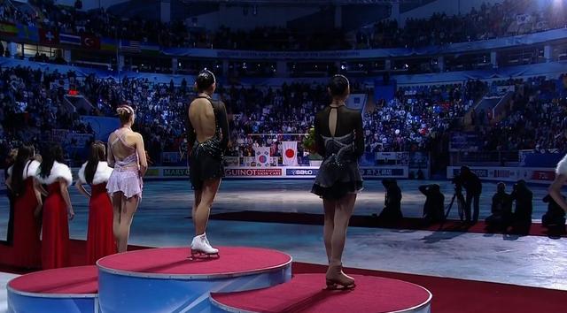 安藤美姫 優勝!2011年世界フィギュアスケート選手権