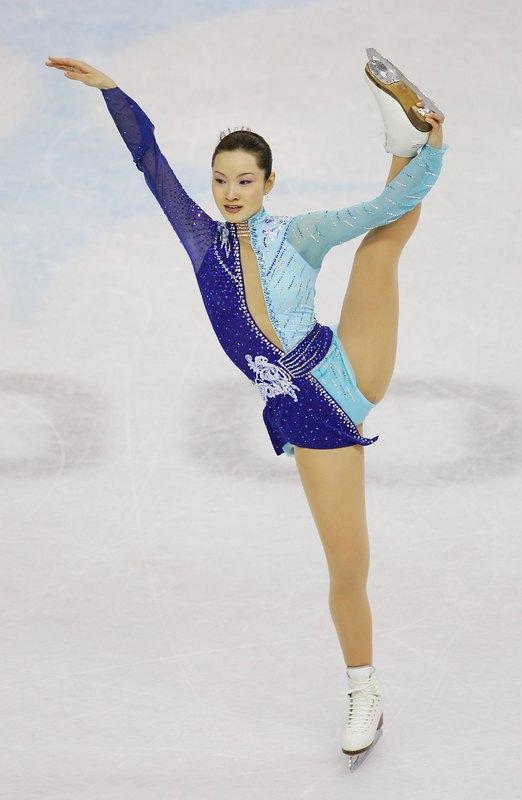 荒川静香 2006年トリノ五輪フリー002