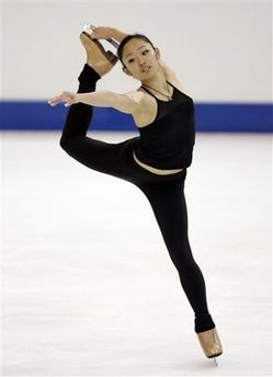 安藤美姫 スケートアメリカ