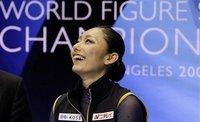 安藤美姫 世界フィギュアスケート選手権