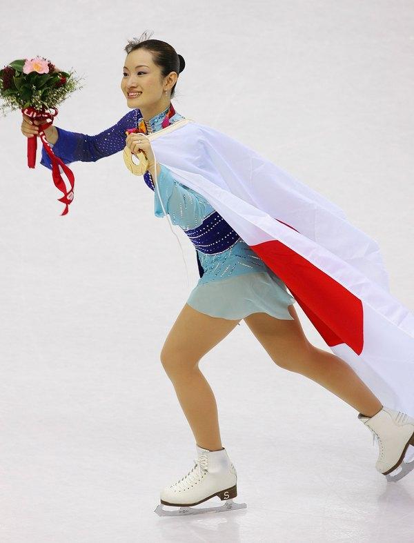 荒川静香 2006年トリノ五輪優勝03