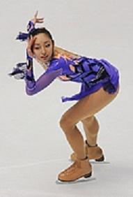 安藤美姫 全日本選手権 SP