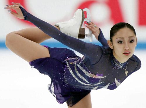 安藤美姫、フリー、全日本選手権
