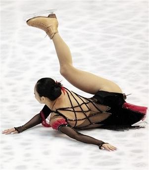 安藤美姫 NHK杯 フリー