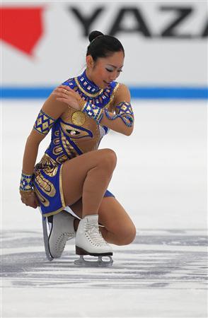 安藤美姫 GPシリーズ NHK杯