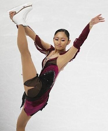 安藤美姫、バンクーバーオリンピック