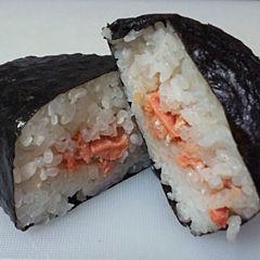 紅鮭塩麹焼